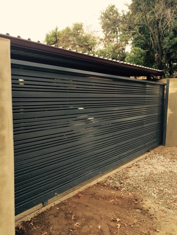 Wood,and Steel, Driveway Gates Installed 0117662656