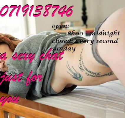 Phone sex chat service
