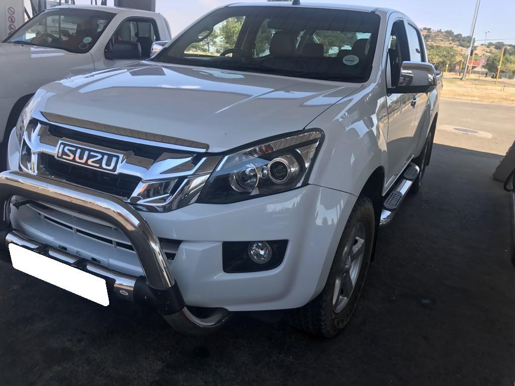 2015 Isuzu KB300 LX Double-Cab - Rent to Own - Image 1 ...